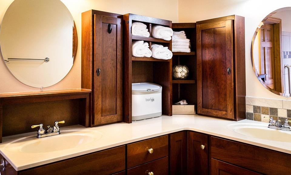 fürdőszoba tárolási ötletek